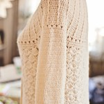 Getting ready for Spring – crochet Luise Cardigan!