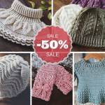Raindrops Sweater pattern and 30% off for first 100 buyers!