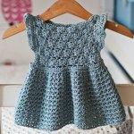 Two new crochet dress patterns!