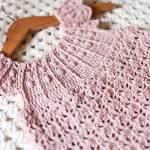 Two new patterns – Chloe Dress and Ribbed Yoke Sweater