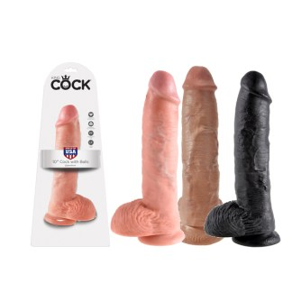 10 Cock with Balls - King Cock