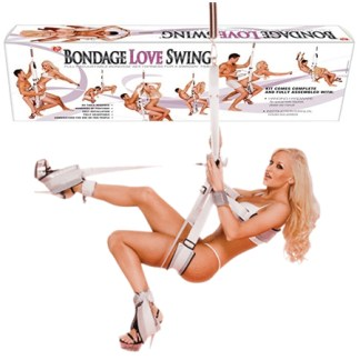 Bondage Love Swing - Balançoire de Sexe - Topco Sales