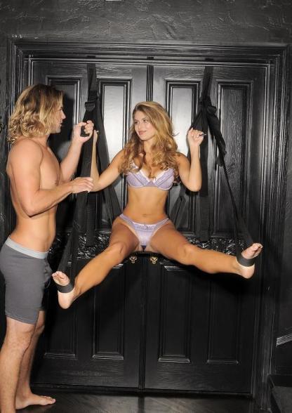 Door Jam Sex Sling - Balançoire de Sexe - SportSheets