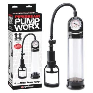 Accu-Meter Power Pump - Pump Worx