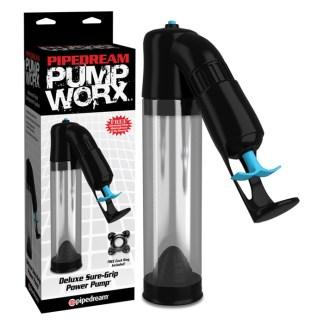Deluxe Sure-Grip Power Pump - Pump Worx