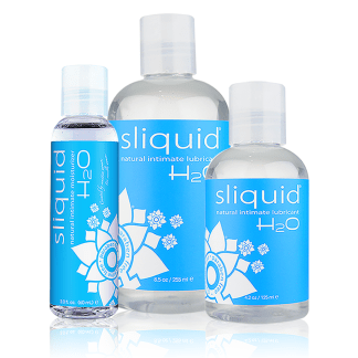 H2O - Sliquid - Lubrifiants naturels - Imite la lubrification naturelle - Prince