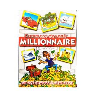 Jeu - Comment devenir Millionnaire