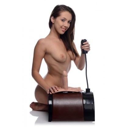 Saddle - Machine de Sexe super puissante - Love Botz - Comme le Sybian