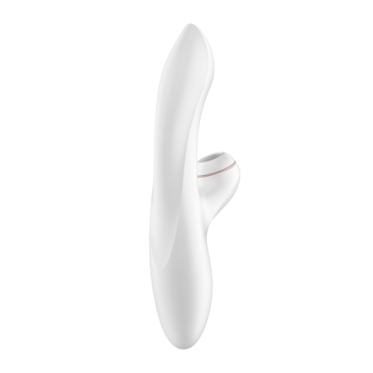G-Spot Rabbit - Satisfyer Pro - Pression négative et Point G - Québec