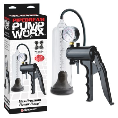 Max-Precision Power Pump - Pump Worx