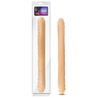 B Yours - Blush - 18 Gode Double