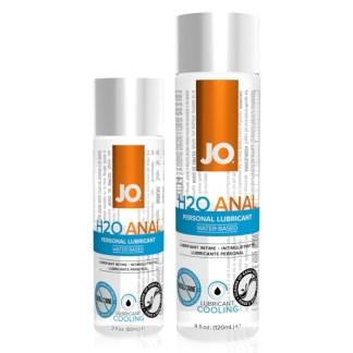JO Anal Cooling H2O - System JO