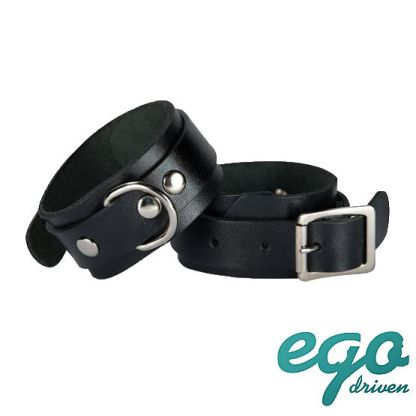 Mini Menottes en Cuir - Ego Driven