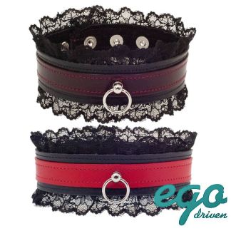 Fancy Lace Collar - Ego Driven