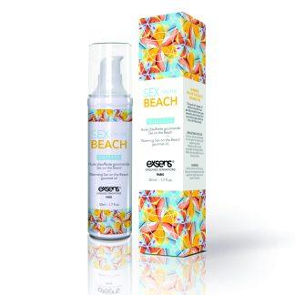 Sex On the Beach - Huile Chauffante Gourmande - Exsens
