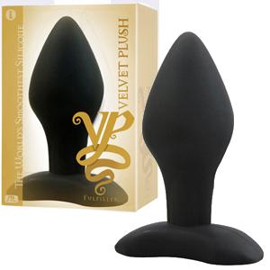 Fulfiller - Velvet Plush - Plug Anale - Icon Brands