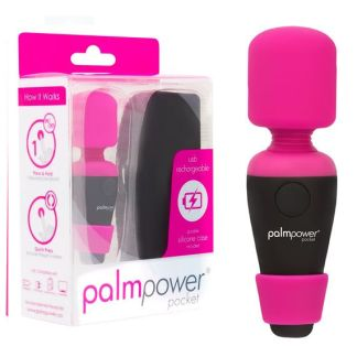 PalmPower Pocket - Mini Vibromasseur Rechargeable