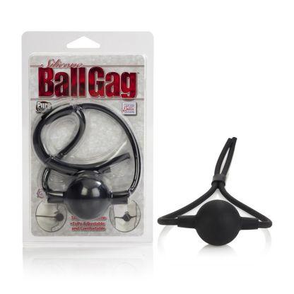 Silicone Ball Gag Removable Ball - Bâillon - California Exotics
