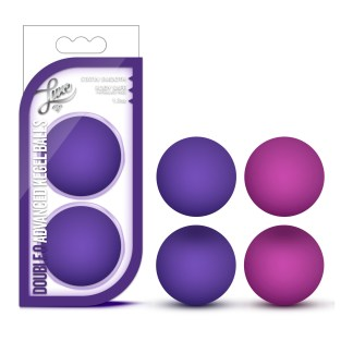 Double O Advanced Kegel Balls - Boules de Kegel - Blush