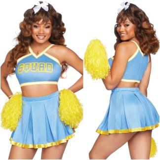 Cheer Squad Cutie - 86221 - Leg Avenue