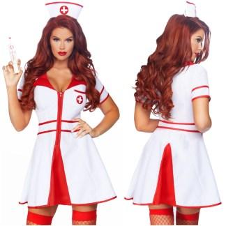 Hospital Honey - 855551 - Leg Avenue