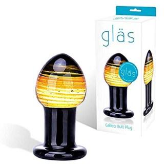 Galilelo Butt Plug - Gode en Verre - Gläs