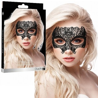 Princess - Black Lace Mask - Masque - Ouch!
