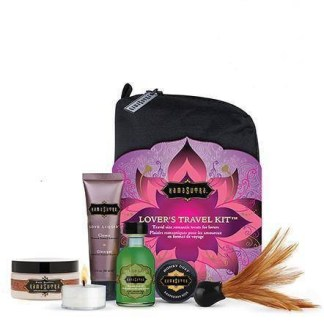 Lover's Travel Kit - Ensemble Voyage - Kama Sutra