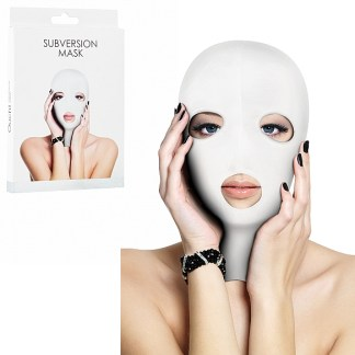 Subversion Mask White - Cagoule - Ouch!