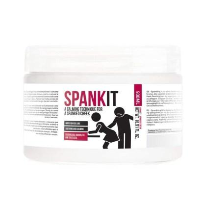 Spank It - Crème Apaisante pour la Fessée - Shots