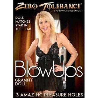 Blow Ups - Granny Dolls - Poupée Gonflable Grand-Mère - Zero Tolerance