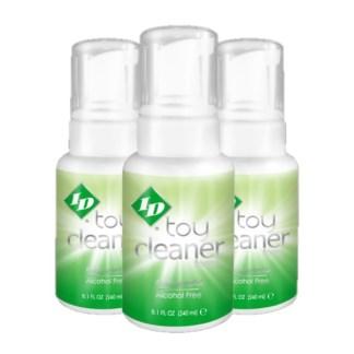 ID Toy Cleaner Foam - Nettoyant Antibactérien - ID Lube