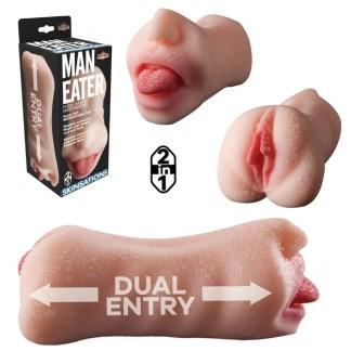 Man Eater Skinsations - Masturbateur - Hottproducts