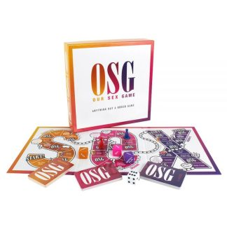 OSG Our Sex Game - Jeu Coquin