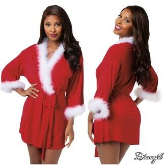 Peignoir de Noël - Costume - 11221 - Dreamgirl