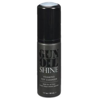 Shine - Nettoyeur à Jouets en Mousse - Gun Oil