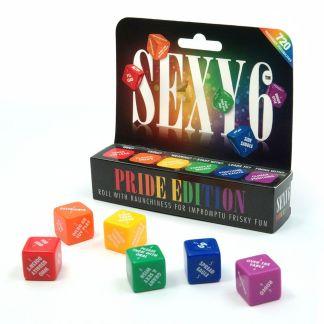 Pride Edition - Sexy 6 - Jeu pour Couple Gay