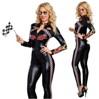 Bodysuit Racing - Costume - 10655 - Dreamgirl