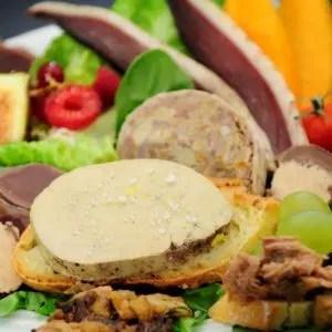 Canards et foies gras
