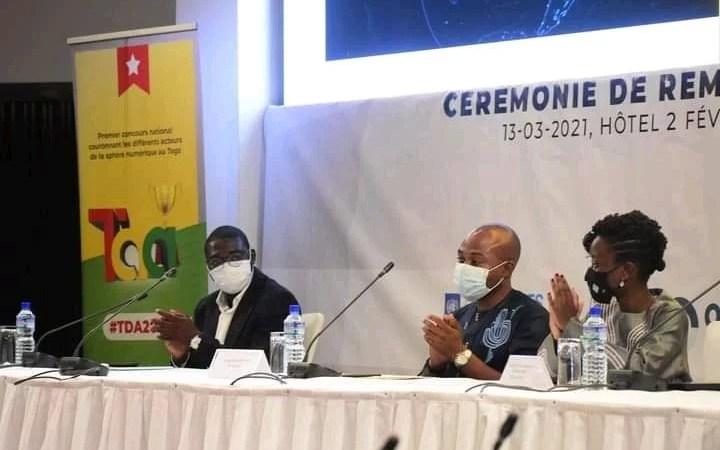 24 acteurs du digital au Togo sont récompensés à la première Édition du Togo Digital Awards