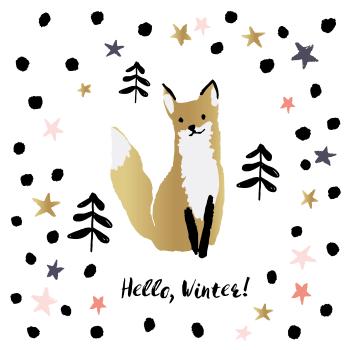 hello-foxes-card-1