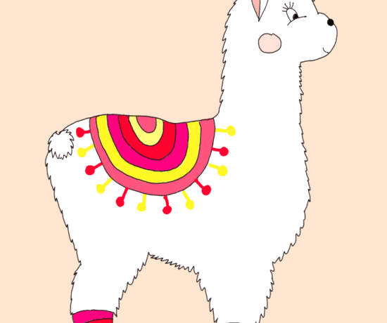 alpaca is so cool