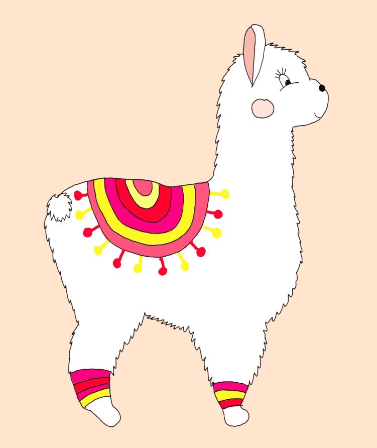 alpaca is so cool