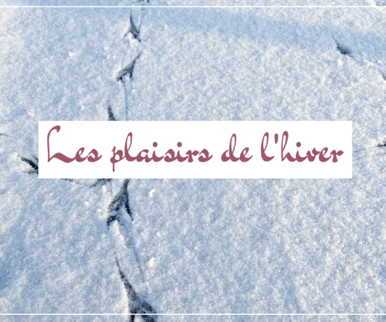 plaisirs hiver