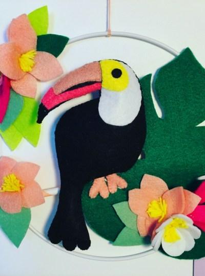 Tropical mood : un toucan, une super team et un bémol