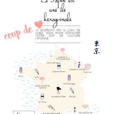 Le Japon près de chez vous !