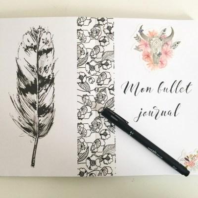 DIY : fabriquer son bullet journal de A à Z !