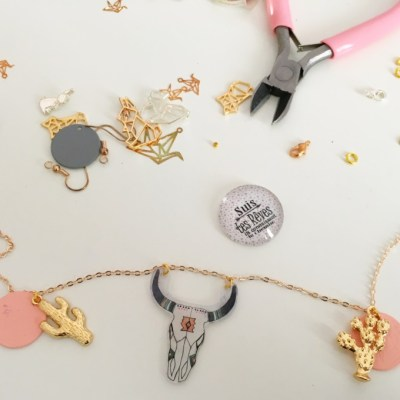 DIY : collier bohème