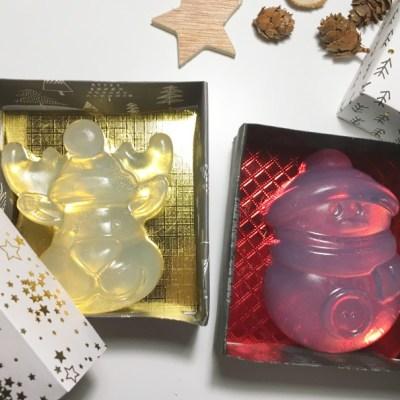 Des savons zen aux huiles essentielles – DIY de Noël