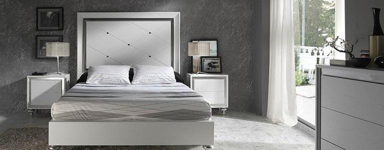 Camas-para-dormitorios-Alba-Tablero-Liso-Blanco